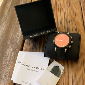 Marc Jacobs Riley Hybrid Smart Watch